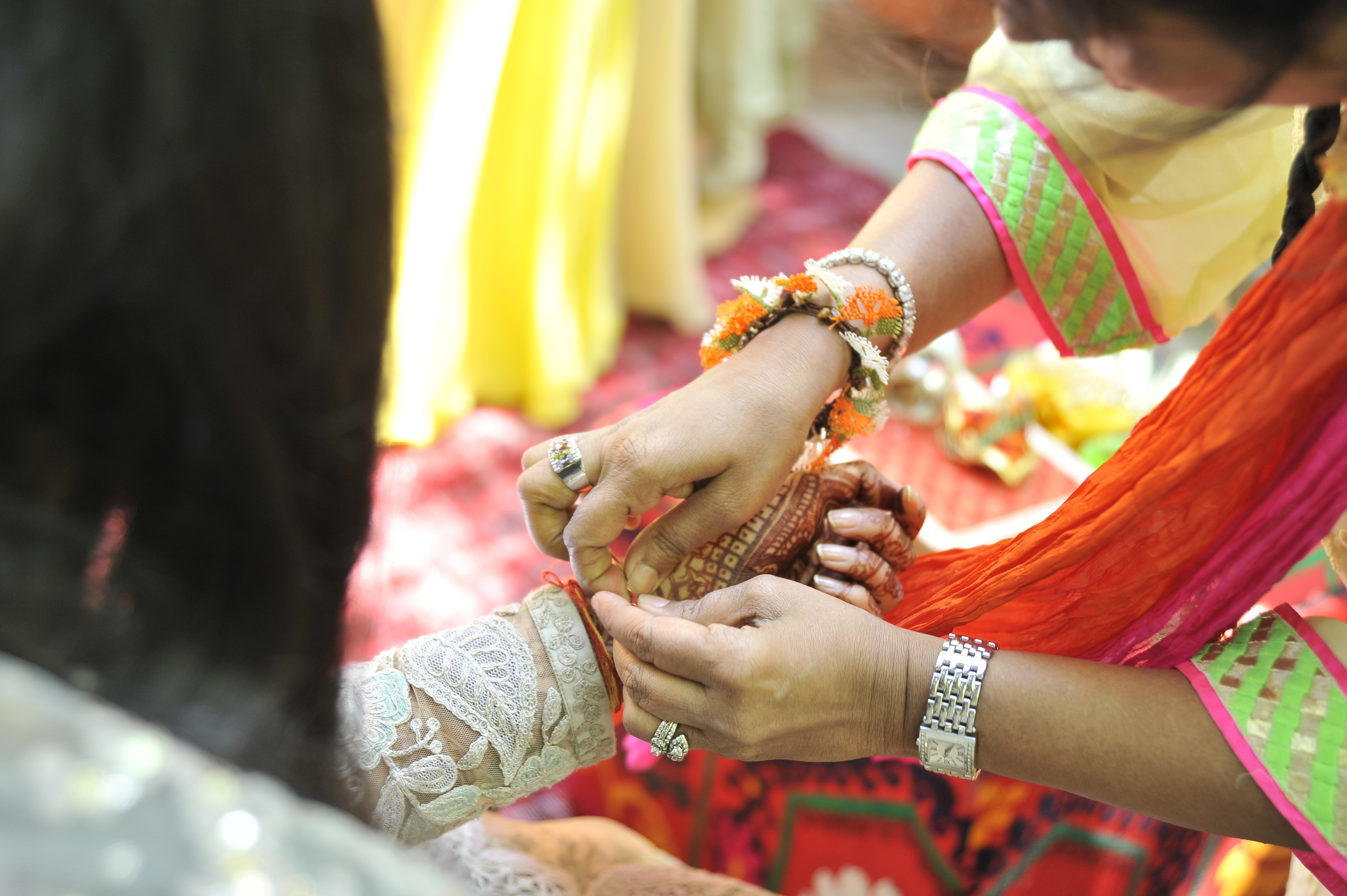 Picnic Lunch Concept for Mehndi