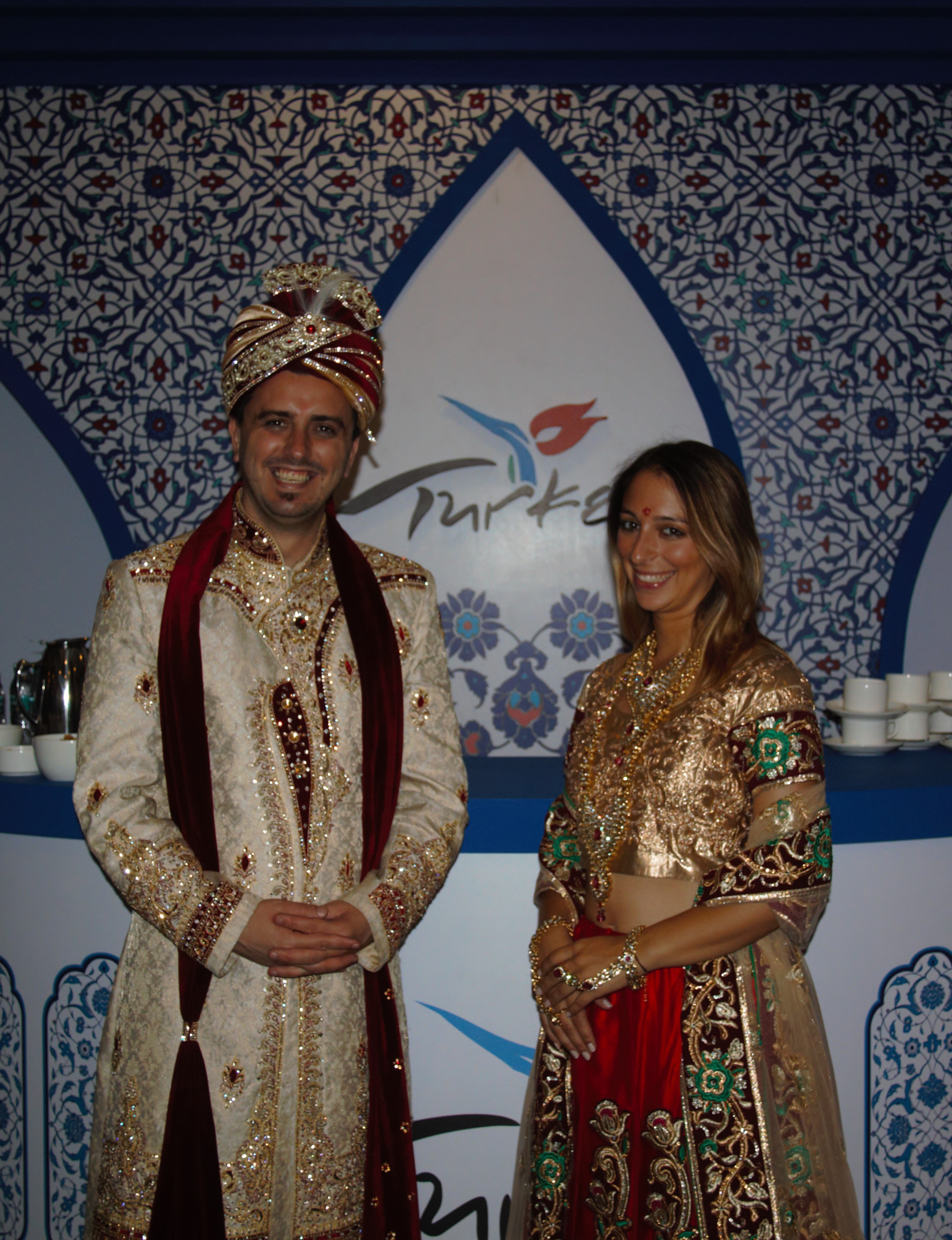 Crystal concepts participated as a presenting sponsor in ICWF – International Conference of Wedding Fraternity in Delhi on July 31st