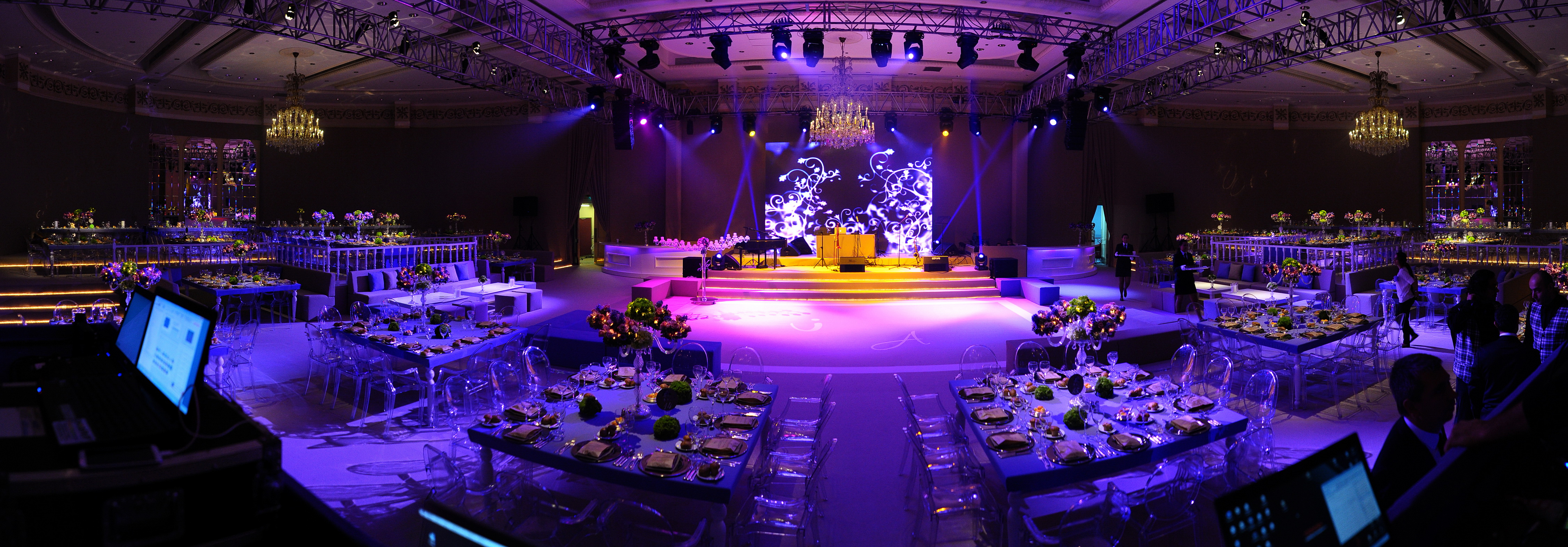 Wedding Venues - Conrad Istanbul - Crystal Concepts Weddings