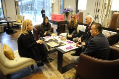 Crystal Concepts'  Media Meet in Istanbul with biggest names of Wedding Industry