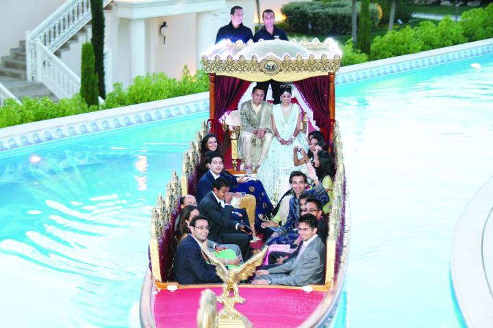 Indian Weddings at Mardan Palace Hotel – Antalya